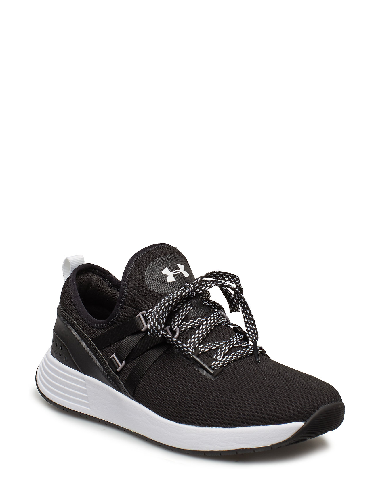 Under Armour Ua W Breathe Trainer Shoes Sport Shoes Training Shoes- Golf/tennis/fitness Svart Under Armour