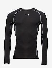 Under Armour - UA HG ARMOUR LS - bluzki z długim rękawem - black - 0