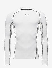 Under Armour - UA HG ARMOUR LS - bluzki z długim rękawem - white - 0