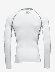 Under Armour - UA HG ARMOUR LS - bluzki z długim rękawem - white - 1