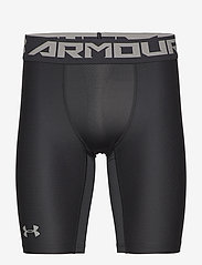 Under Armour - HG ARMOUR 2.0 LONG SHORT - träningsshorts - black - 0