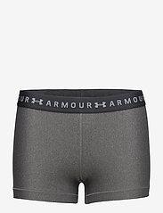 Under Armour - UA HG Armour Shorty - spodenki treningowe - charcoal light heather - 0