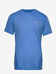 Under Armour - M UA Streaker 2.0 Shift Crew - urheilutopit - water - 1