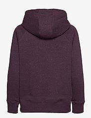 Under Armour - Rival Fleece Logo Hoodie - huvtröjor - polaris purple - 1