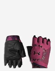 Under Armour - UA Graphic Training Gloves - accessoires - pink quartz - 0