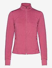 Under Armour - RUSH FZ - training jackets - pink quartz - 0