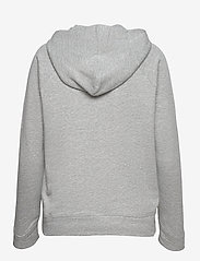 Under Armour - UA Rival Terry PO HOODIE - huvtröjor - steel full heather - 1