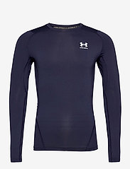 Under Armour - UA HG Armour Comp LS - thermo ondershirts - midnight navy - 0