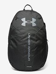 UA Hustle Lite Backpack - BLACK