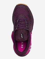 Under Armour - UA W HOVR Apex 2 Gloss - training shoes - polaris purple - 3