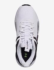 Under Armour - UA W HOVR Apex 3 - training schoenen - white - 3