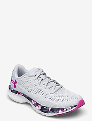 Under Armour - UA GGS Charged Bandit 6 HS - schuhe - halo gray - 0