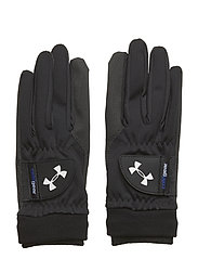UA COLDGEAR GOLF GLOVE - BLACK