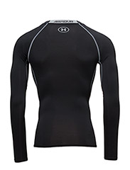 Under Armour - UA HG ARMOUR LS - bluzki z długim rękawem - black - 1