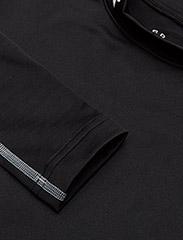 Under Armour - UA CG ARMOUR MOCK - bluzki z długim rękawem - black - 2