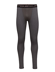 UA CG ARMOUR LEGGING - CARBON HEATHER