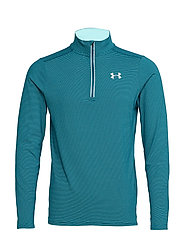 THREADBORNE STREAKER 1/4 ZIP - TOURMALINE TEA
