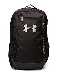 UA Hustle Backpack LDWR - BLACK