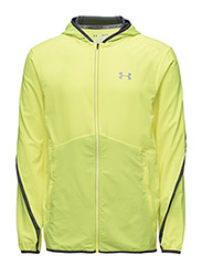 RUN TRUE SW JACKET - YELLOW RAY