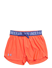 PLAY UP SHORT - NEON CORAL