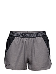PLAY UP SHORT 2.0 - CARBON HEATHER