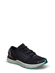 UA SPEEDFORM EUROPA CITY RE - BLACK