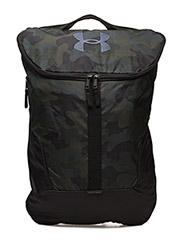 UA Expandable Sackpack - BROWN