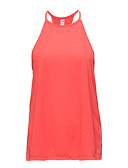THREADBORNE FASHION TANK - MARATHON RED