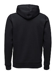 Rival Fitted Full Zip - BLACK