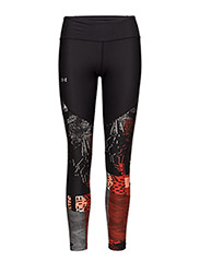 BALANCE PRINTED LEGGING - BLACK