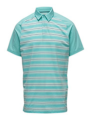 THREADBORNE BOUNDLESS POLO - TROPICAL TIDE