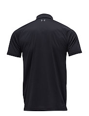THREADBORNE INFINITE POLO - BLACK