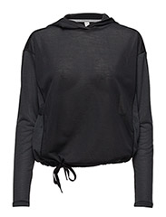 THREADBORNE HOODY - BLACK
