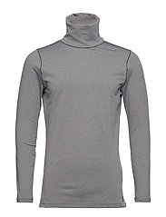 FITTED CG FUNNEL NECK - CHARCOAL MEDIUM HEAT