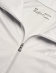 Under Armour - Tech Full Zip Twist - sweatshirts - halo gray - 3