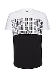 SPORTSTYLE CODED TEE - WHITE