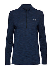 Vanish Seamless 1/2 Zip - NAVY