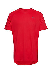 UA Tech 2.0 SS Tee - RED