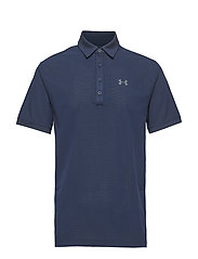 Playoff Vented Polo - NAVY