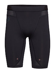 UA Rush HG Comp Shorts - BLACK