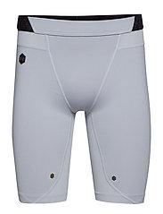 UA Rush HG Comp Shorts - MOD GRAY