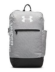 UA Patterson Backpack - STEEL MEDIUM HEATHER