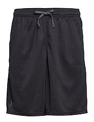 UA Tech Mesh Shorts - BLACK