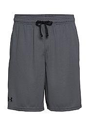UA Tech Mesh Shorts - PITCH GRAY