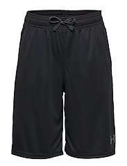 UA Prototype Wordmark Shorts - BLACK