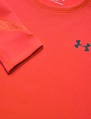Under Armour - UA QUALIFIER COLDGEAR LONG SLEEVE - logo t-shirts - beta red  - 2