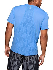 Under Armour - M UA Streaker 2.0 Shift Crew - urheilutopit - water - 3