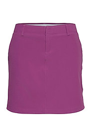 UA Links Woven Skort - BALTIC PLUM