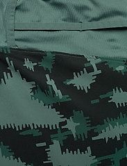 Under Armour - UA Run Anywhere Prnt 3/4 PTS - løbe- og træningstights - lichen blue - 4