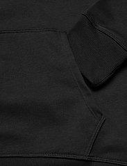 Under Armour - Rival Fleece Logo Hoodie - huvtröjor - black - 3